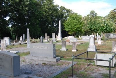 Hopewell Church Cemetery image. Click for full size.