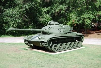 M60 Tank image. Click for full size.