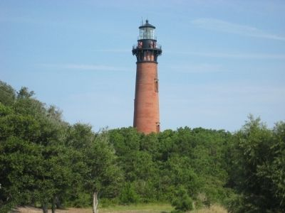 Currituck Beach Light Station image. Click for full size.