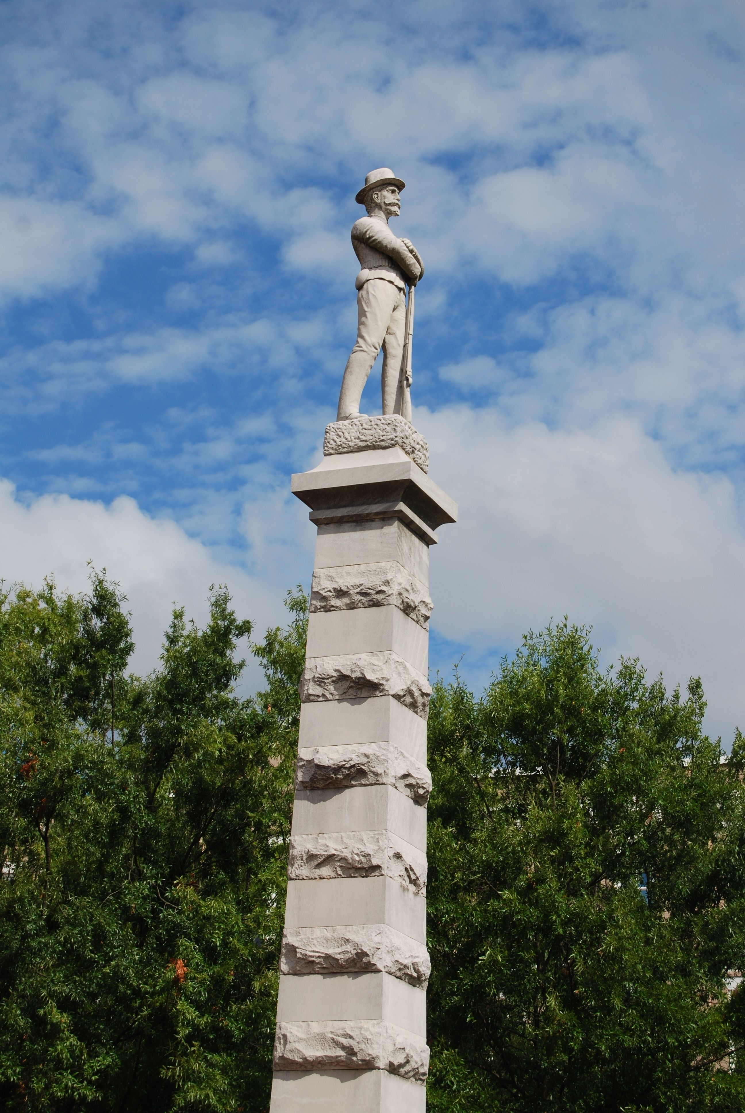Anderson County Confederate Monument