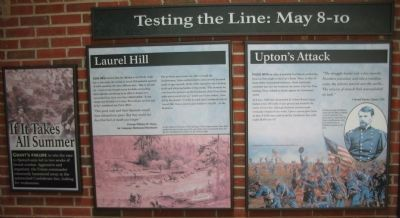 Testing the Line: May 8-10 Marker image. Click for full size.