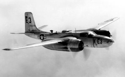A-26 Bomber image. Click for full size.