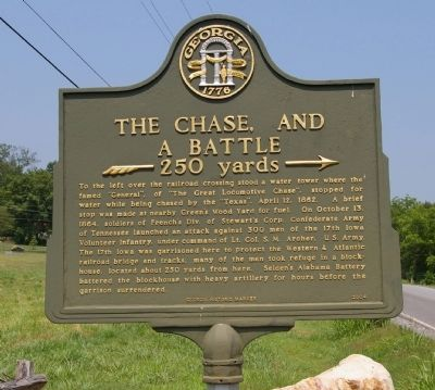The Chase, and a Battle Marker image. Click for full size.