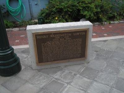 Marker in Cape May image. Click for full size.