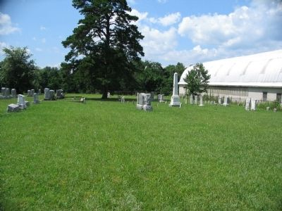 Presbyterian Church Cemetery image. Click for full size.