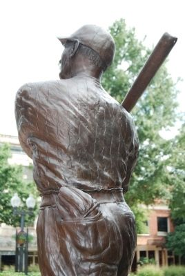 Shoeless Joe Jackson Statue image. Click for full size.