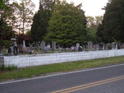 Cemetery Across the Street image. Click for full size.
