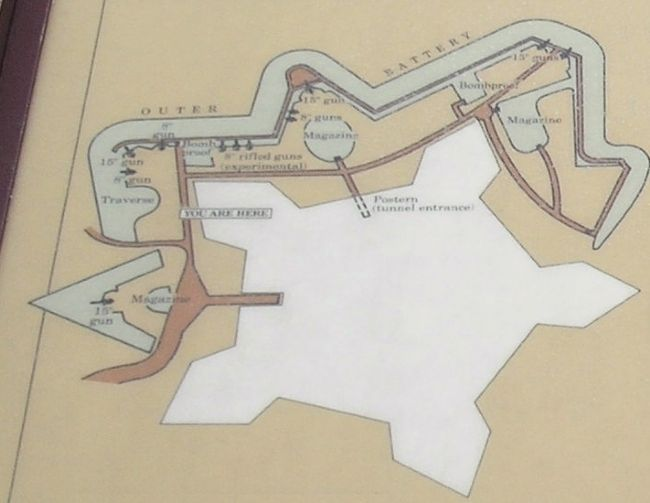 Map of the Outer Battery from the Marker image. Click for full size.