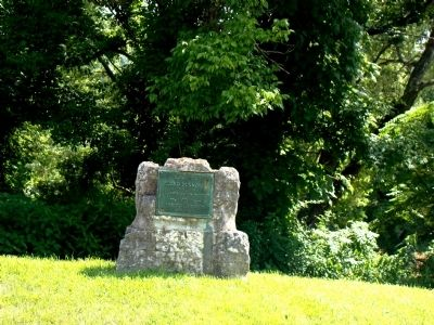 Camp Site of Lord Dunmore Monument image. Click for full size.