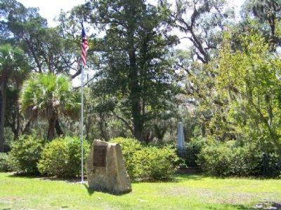 Colonials at Bonaventure Marker image, Touch for more information