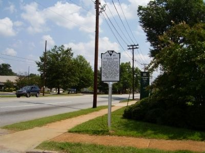Sterling High School Marker image. Click for full size.