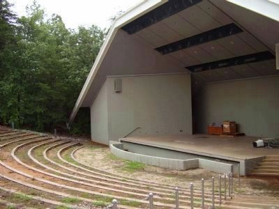 Robert G Wilson Amphitheater image. Click for full size.