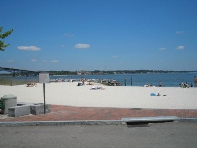 Yorktown Waterfront image. Click for full size.