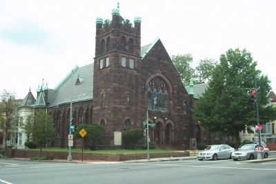 Metropolitan Wesley A.M.E. Zion Church image. Click for full size.
