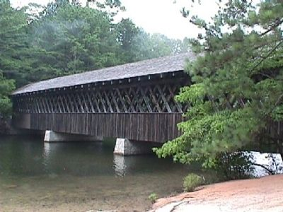 Covered Bridge image. Click for full size.
