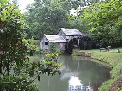 Mabry Mill image. Click for full size.