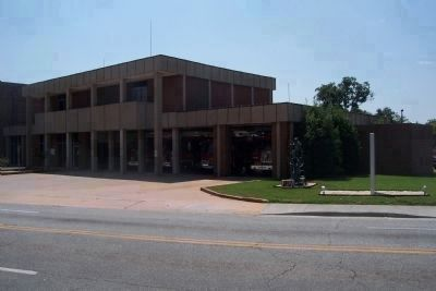 City of Greer Fire Department image. Click for full size.