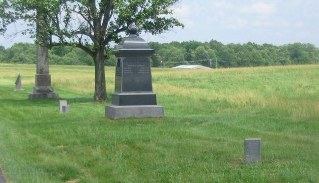 75th Pennsylvania Infantry Monument image. Click for full size.