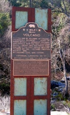 Volcano Marker image. Click for full size.