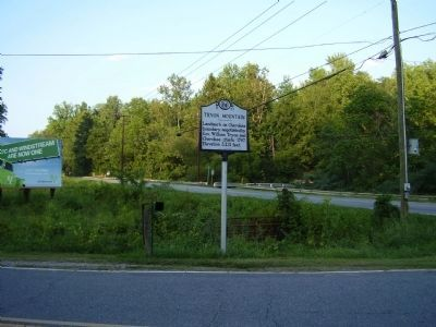 Tryon Mountain Marker image. Click for full size.