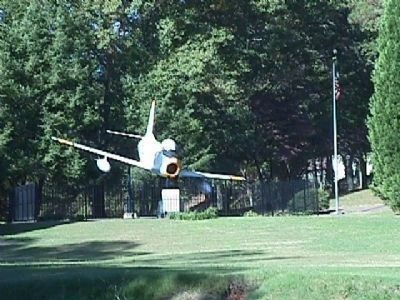 Major Rudolf Anderson Jr. Memorial and Marker image. Click for full size.