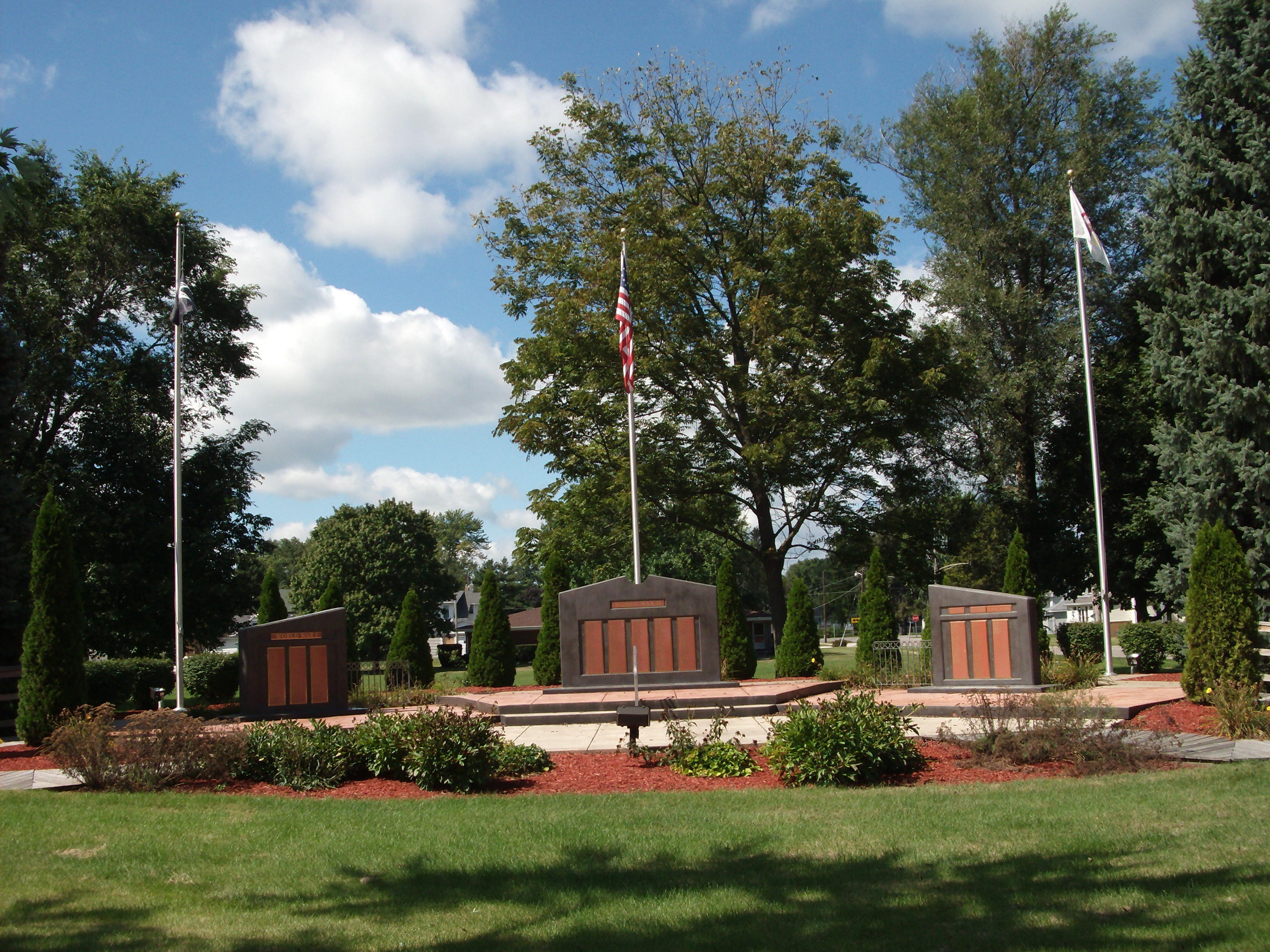 Vermilion County War Memorial