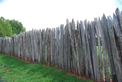 Stockade Fort Wall image. Click for full size.