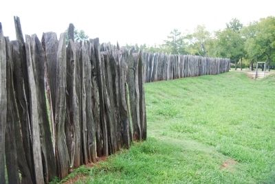 Stockade Fort Walls image. Click for full size.