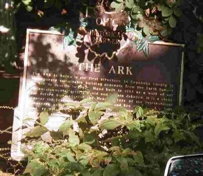 The Ark Marker image. Click for full size.