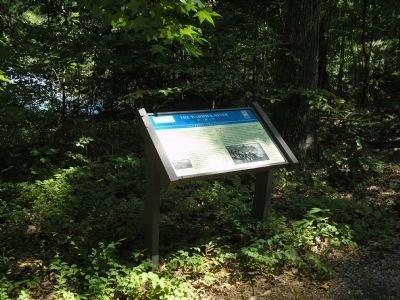 The Warwick River Marker image. Click for full size.