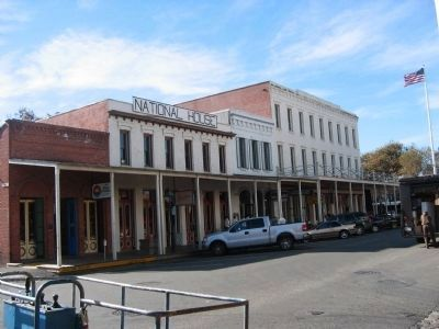 Old Sacramento image. Click for full size.