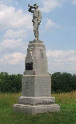 153d Pennsylvania Infantry Monument image. Click for full size.
