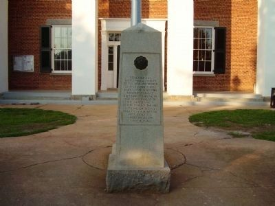 Polk County Bicentennial Memorial Marker image. Click for full size.