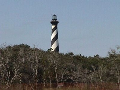 Cape Hatteras Lighthouse image. Click for full size.