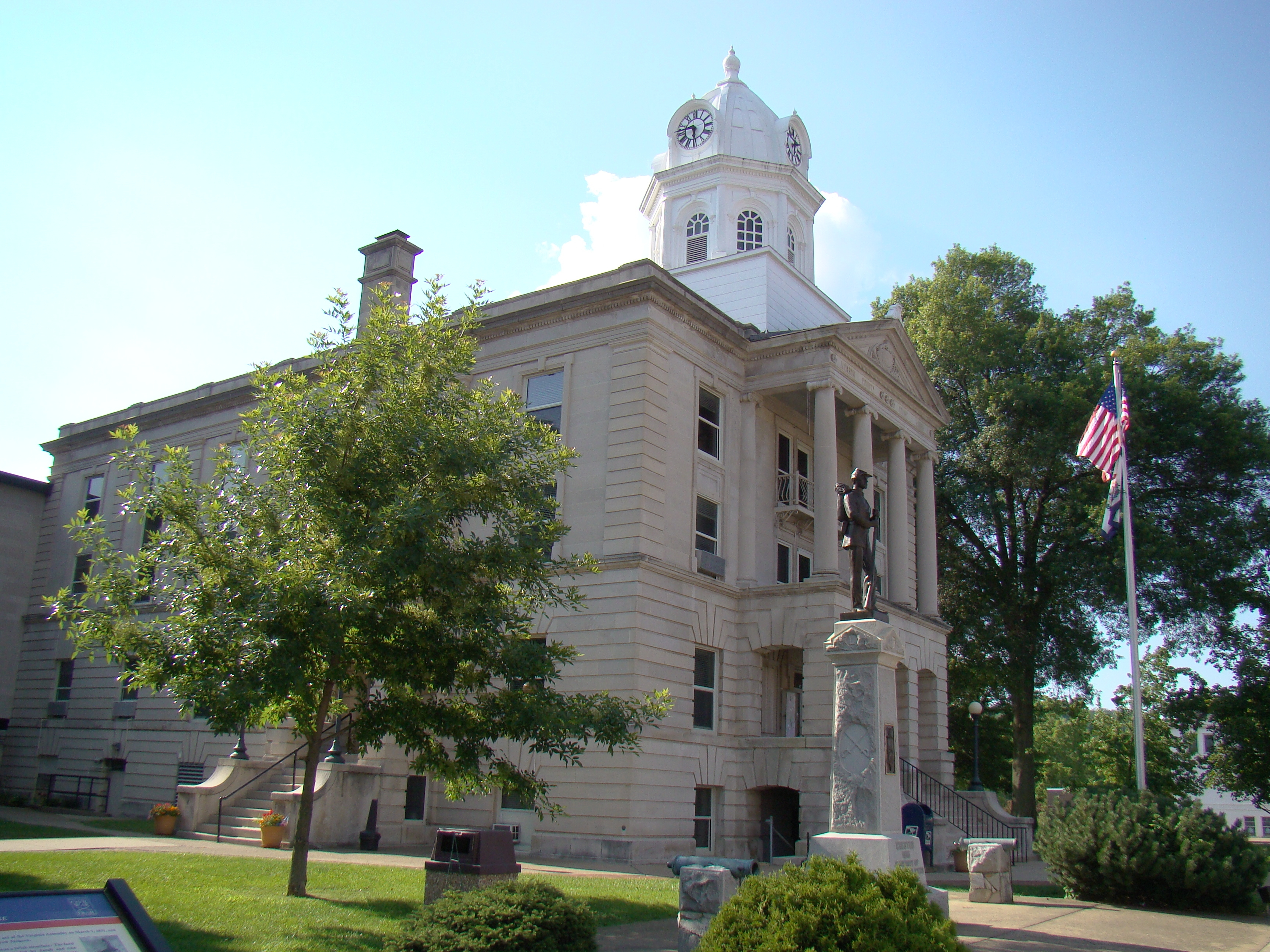 Current Jackson County Courthouse