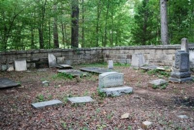 Badwell Cemetery image. Click for full size.