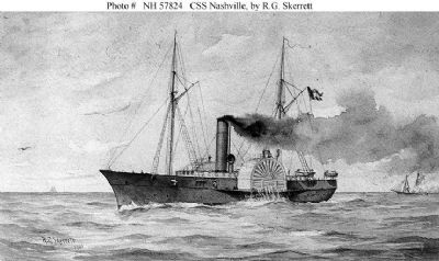 The C.S.S. Nashville image. Click for full size.