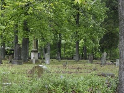 Sardis Presbyterian Cemetery image. Click for full size.