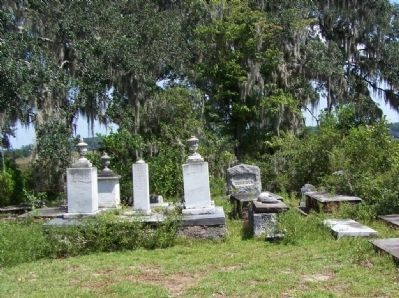 Spalding Family Plot at St. Andrew's Cemetery image. Click for full size.