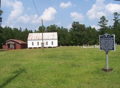 Prince Williams Baptist Church image. Click for full size.
