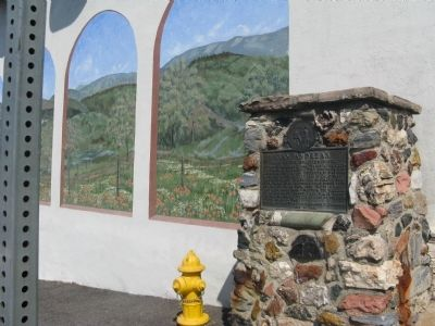 San Andreas Marker image. Click for full size.