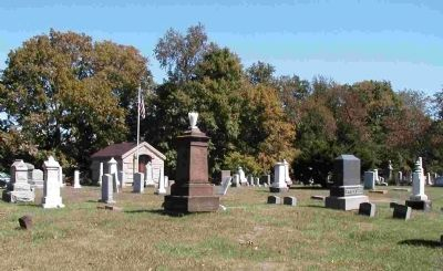 Butternut Ridge Cemetery image. Click for full size.