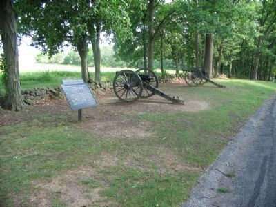 Albemarle Battery Position image. Click for full size.