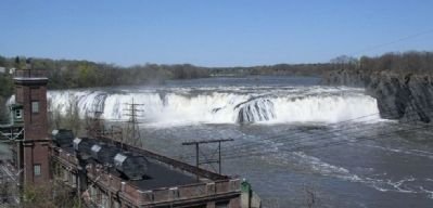 Cohoes Falls image. Click for full size.