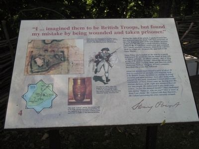 Stony Point Marker image. Click for full size.