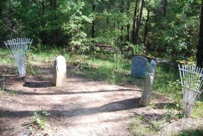 Long Cane Massacre Mass Grave Site image. Click for full size.