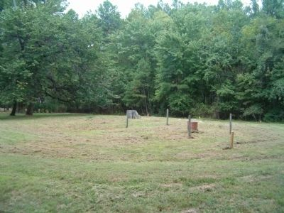 Area of Monroe Homesite image. Click for full size.