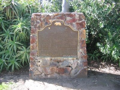 Fort Stockton Marker image. Click for full size.