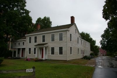 The Dunham Tavern Museum image. Click for full size.