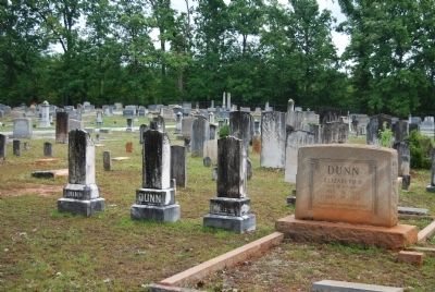 Greenville Presbyterian Cemetery image. Click for full size.